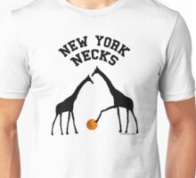 New York Necks (for light-colored shirts) Unisex T-Shirt
