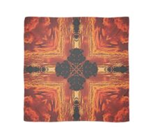GALLIMAUFRY ~ Flaming Sunset by tasmanianartist Scarf