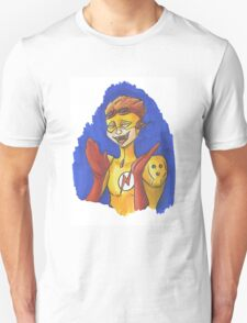 Kid Flash Laughing T-Shirt