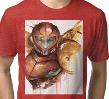 SAMUS Tri-blend T-Shirt