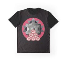 Om cube with six eyes Graphic T-Shirt