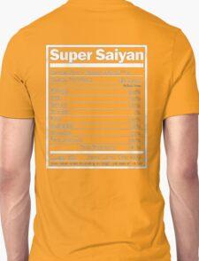 Formula become Super Saiyan T-Shirt