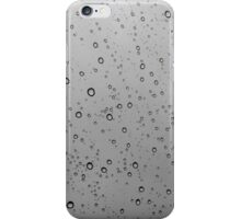 Grey Rain iPhone Case/Skin