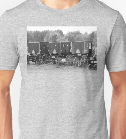 Amish Buggies Unisex T-Shirt