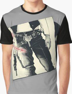The Rebel Scum Sticky Tunes Graphic T-Shirt