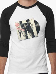 The Rebel Scum Sticky Tunes Men's Baseball ¾ T-Shirt