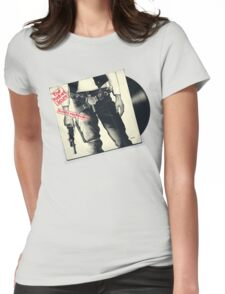 The Rebel Scum Sticky Tunes Womens Fitted T-Shirt