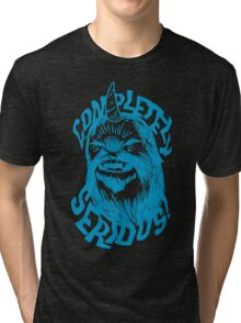 Completely Serious Tri-blend T-Shirt