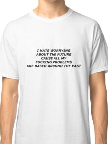 FINE, GREAT- MODERN BASEBALL Classic T-Shirt