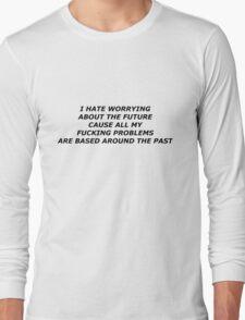 FINE, GREAT- MODERN BASEBALL Long Sleeve T-Shirt