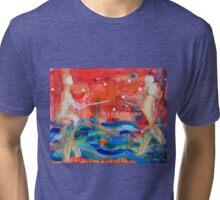 Relationship Mermaids  Tri-blend T-Shirt