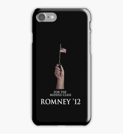 For The Middle Class iPhone Case/Skin