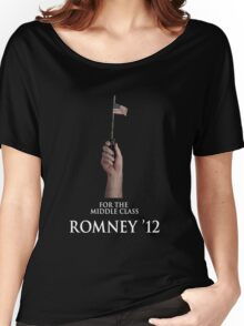 For The Middle Class Women's Relaxed Fit T-Shirt