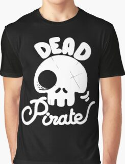 Dead Pirate Graphic T-Shirt
