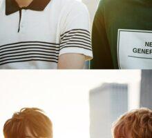 Jin & Jungkook - Dreaming Days Sticker