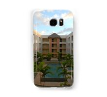Caribbean Getaway Samsung Galaxy Case/Skin