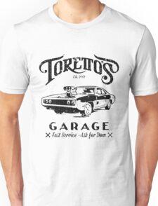 Torettos Garage Unisex T-Shirt