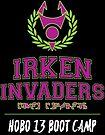 Irken Invaders: Hobo 13 Boot Camp by Adam Grey