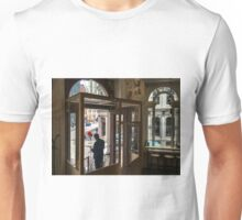 Cafe Windows Unisex T-Shirt