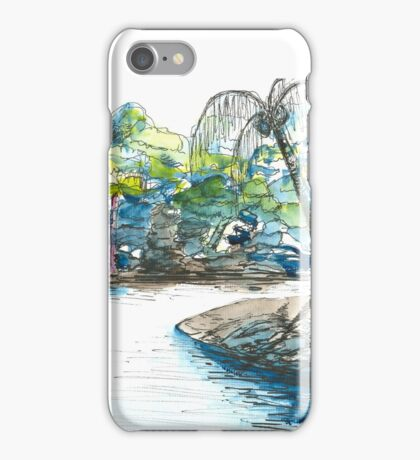 Amazon River iPhone Case/Skin