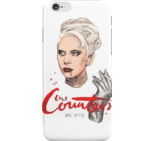 The Countess Ams Motel iPhone Case/Skin