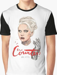 The Countess Ams Motel Graphic T-Shirt