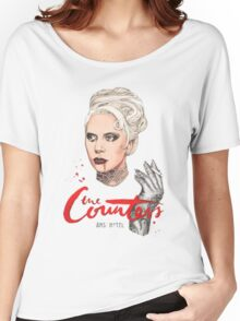 The Countess Ams Motel Women's Relaxed Fit T-Shirt