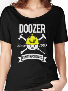 Doozer Construction Co Women's Relaxed Fit T-Shirt