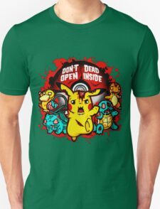 Zombie Pokemon T-Shirt