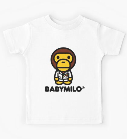 Baby Milo a Bathing Ape Kids Tee
