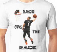 ZACH LAVINE ACHIEVES ORBIT Unisex T-Shirt
