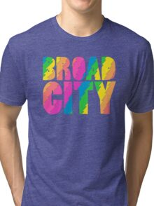 BROADCITY Tri-blend T-Shirt