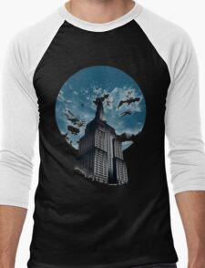 OLD NEW YORK Men's Baseball ¾ T-Shirt