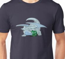 D20 White Dragon Unisex T-Shirt