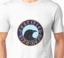 Certified Bird Nerd (Crow) Unisex T-Shirt