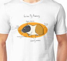 Guinea Pig Anatomy Unisex T-Shirt