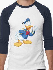 Donald Duck Men's Baseball ¾ T-Shirt