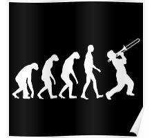 Trombone Evolution Poster