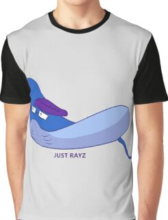 sting ray Graphic T-Shirt