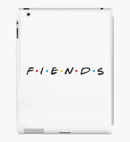 F • I • E • N • D • S iPad Case/Skin