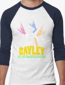Bayley - Color Men's Baseball ¾ T-Shirt