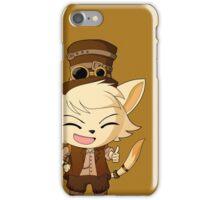 Steampunk Gentleman Cat iPhone Case/Skin