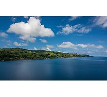 Tropical Island Photographic Print