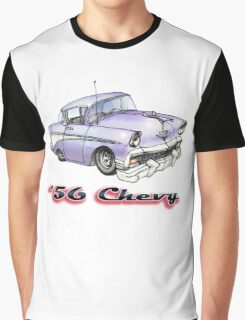1956 Chevy Graphic T-Shirt
