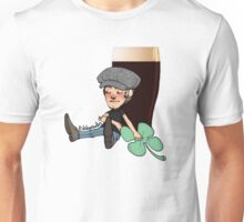 Boy and His Beer Unisex T-Shirt