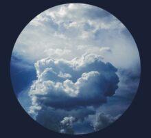 Storm Clouds Kids Tee