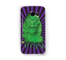 Creature from the Black Lagoon Drip Art Samsung Galaxy Case/Skin