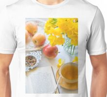 Tea and Philosophy Unisex T-Shirt