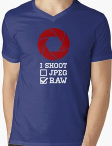 I Shoot? - Photography Mens V-Neck T-Shirt