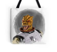 Bossk The Bounty Hunter Tote Bag